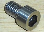 金属加工(六角穴加工)